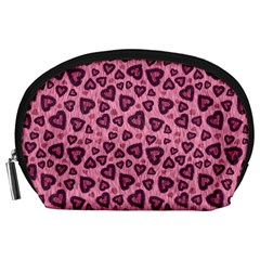 Leopard Heart 03 Accessory Pouches (large)