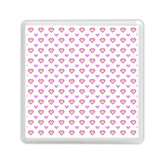 Pixel Hearts Memory Card Reader (square)