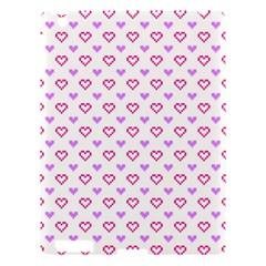 Pixel Hearts Apple Ipad 3/4 Hardshell Case