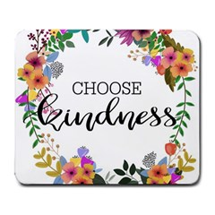 Choose Kidness Large Mousepads