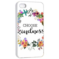 Choose Kidness Apple Iphone 4/4s Seamless Case (white)