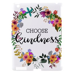 Choose Kidness Apple Ipad 3/4 Hardshell Case (compatible With Smart Cover)