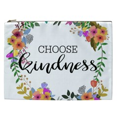 Choose Kidness Cosmetic Bag (xxl)