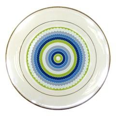 Oracle 01 Porcelain Plates