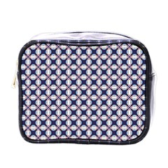 Kaleidoscope Tiles Mini Toiletries Bags