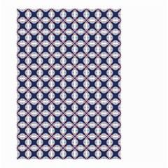 Kaleidoscope Tiles Small Garden Flag (two Sides)