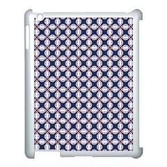 Kaleidoscope Tiles Apple Ipad 3/4 Case (white)