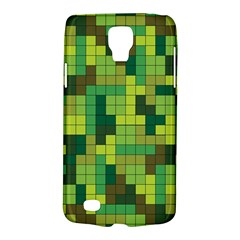 Tetris Camouflage Forest Galaxy S4 Active