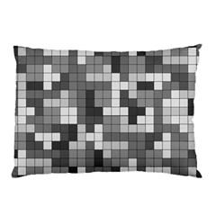 Tetris Camouflage Urban Pillow Case