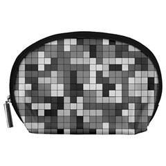 Tetris Camouflage Urban Accessory Pouches (large)