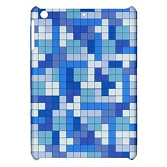Tetris Camouflage Marine Apple Ipad Mini Hardshell Case