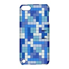 Tetris Camouflage Marine Apple Ipod Touch 5 Hardshell Case With Stand