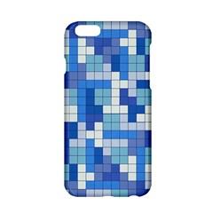 Tetris Camouflage Marine Apple Iphone 6/6s Hardshell Case