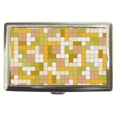 Tetris Camouflage Desert Cigarette Money Cases