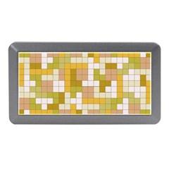 Tetris Camouflage Desert Memory Card Reader (mini)