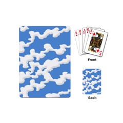 Cloud Lines Playing Cards (mini)