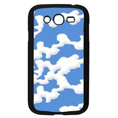 Cloud Lines Samsung Galaxy Grand Duos I9082 Case (black)