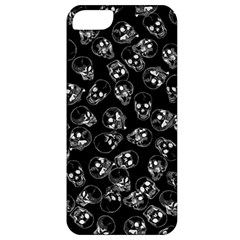 A Lot Of Skulls Black Apple Iphone 5 Classic Hardshell Case