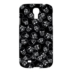 A Lot Of Skulls Black Samsung Galaxy S4 I9500/i9505 Hardshell Case