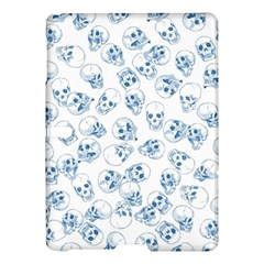 A Lot Of Skulls Blue Samsung Galaxy Tab S (10 5 ) Hardshell Case