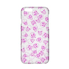A Lot Of Skulls Pink Apple Iphone 6/6s Hardshell Case