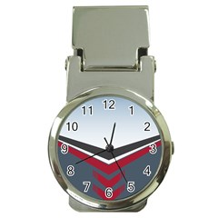 Modern Shapes Money Clip Watches