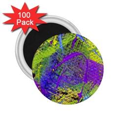 Ink Splash 02 2 25  Magnets (100 Pack)