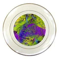 Ink Splash 02 Porcelain Plates