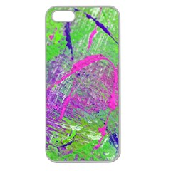 Ink Splash 03 Apple Seamless Iphone 5 Case (clear)