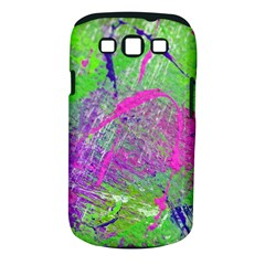 Ink Splash 03 Samsung Galaxy S Iii Classic Hardshell Case (pc+silicone)