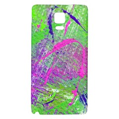 Ink Splash 03 Galaxy Note 4 Back Case