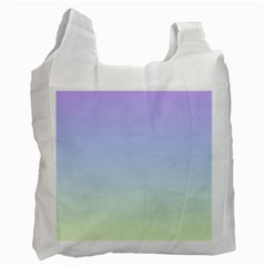 Vanilla Gradient Recycle Bag (two Side)