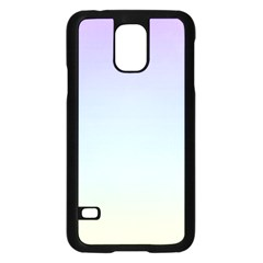 Vanilla Gradient Samsung Galaxy S5 Case (black)