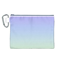 Vanilla Gradient Canvas Cosmetic Bag (l)