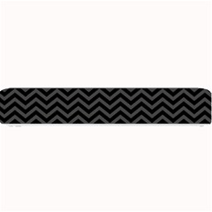 Dark Chevron Small Bar Mats