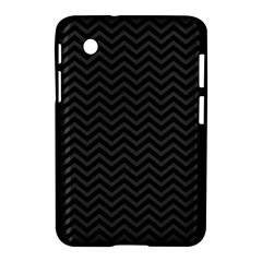 Dark Chevron Samsung Galaxy Tab 2 (7 ) P3100 Hardshell Case