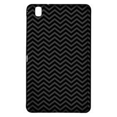 Dark Chevron Samsung Galaxy Tab Pro 8 4 Hardshell Case