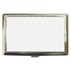 Light Chevron Cigarette Money Cases