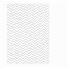 Light Chevron Large Garden Flag (two Sides)
