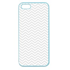 Light Chevron Apple Seamless Iphone 5 Case (color)