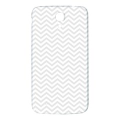Light Chevron Samsung Galaxy Mega I9200 Hardshell Back Case