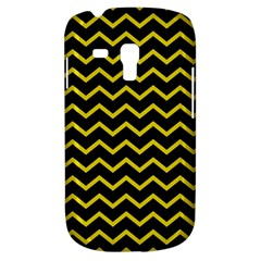 Yellow Chevron Galaxy S3 Mini