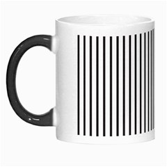 Basic Vertical Stripes Morph Mugs