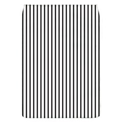 Basic Vertical Stripes Flap Covers (l)