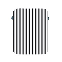 Basic Vertical Stripes Apple Ipad 2/3/4 Protective Soft Cases