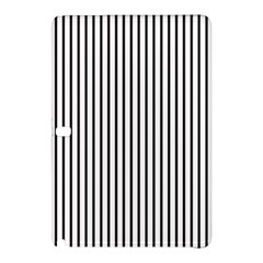 Basic Vertical Stripes Samsung Galaxy Tab Pro 10 1 Hardshell Case