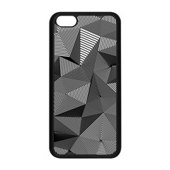 Geometric Doodle Apple Iphone 5c Seamless Case (black)