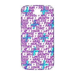 Hard Workout Samsung Galaxy S4 I9500/i9505  Hardshell Back Case
