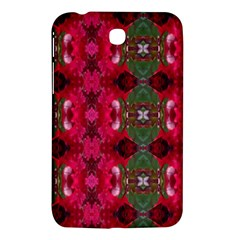Christmas Colors Wrapping Paper Design Samsung Galaxy Tab 3 (7 ) P3200 Hardshell Case