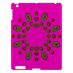 Sweet Hearts In  Decorative Metal Tinsel Apple Ipad 3/4 Hardshell Case